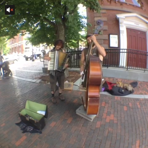Market Square - Portsmouth