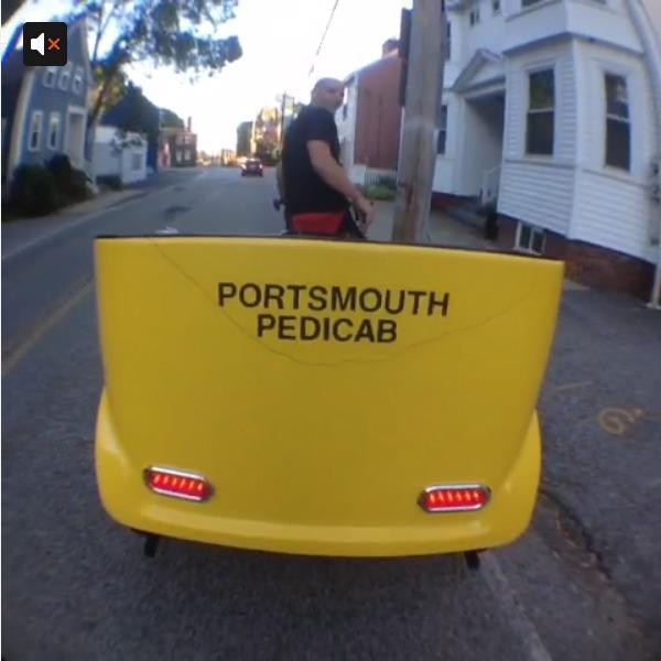 Portsmouth Pedicab